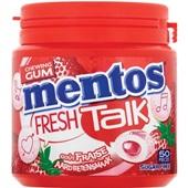 Mentos kauwgom Pure Fresh  aardbeiensmaak voorkant