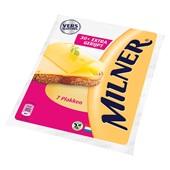 Milner kaasplakken extra gerijpt 30+ achterkant