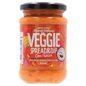 Mister Kitchen vegan spread chili paprika voorkant