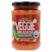 Mister Kitchen vegan spread tomaat courgette voorkant