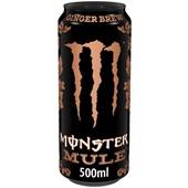 Monster energydrink mule ginger beer voorkant
