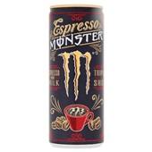 Monster espresso milk voorkant