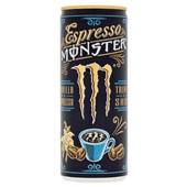 Monster espresso vanilla voorkant