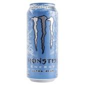 Monster ultra blue zero sugar  voorkant