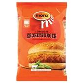 Mora Broodje kroketburger voorkant