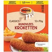 Mora Kroket Rundvlees Ovengeschikt voorkant