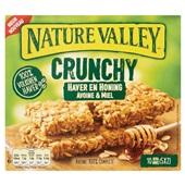 Nature Valley Nature Valley Crunchy Haver en Honing voorkant