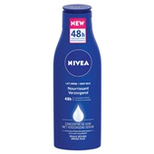 Nivea bodymilk verzorgend voorkant