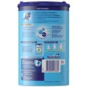 Nutrilon flesvoeding opvolgmelk nr. 2 achterkant