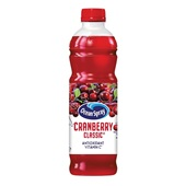 Ocean Spray Vruchtensap Cranberry  Classic voorkant