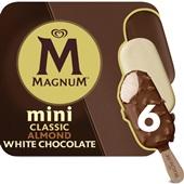 Ola Magnum mini classic, almond & white mix voorkant