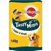 Pedigree Hondensnack Tasty Minis Cheesy Bites voorkant