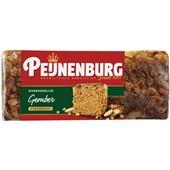 Peijnenburg ontbijtkoek gember ongesneden voorkant
