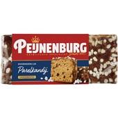 Peijnenburg ontbijtkoek parelkandij ongesneden voorkant