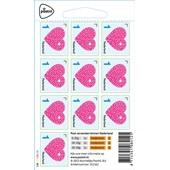 PostNL postzegel liefde 10 stuks voorkant