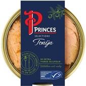 Princes tonijn in extra vierge olijfolie voorkant