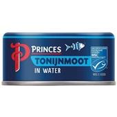 Princes tonijnmoot in water voorkant