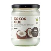 Raw Superfood Kokosolie voorkant