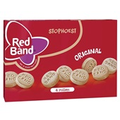 Red Band Stophoest voorkant