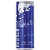 Red Bull Energiedrank Editions  Blue voorkant