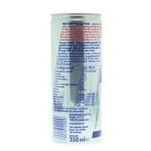 Red Bull Energiedrank Regular achterkant
