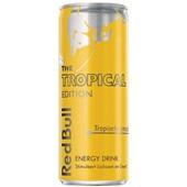 Red Bull Energiedrank Tropical voorkant