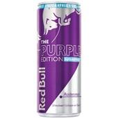 Red Bull energiedrink purple edition sugar free voorkant
