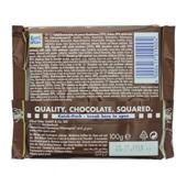 Ritter Sport Chocolade Melkchocolade Hele Hazelnoot achterkant
