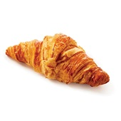 roomboter croissant voorkant