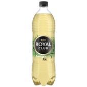 Royal Club ginger ale voorkant
