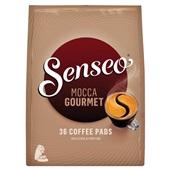 Senseo koffiepads mocca gourmet voorkant
