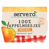 Servero 100% appelmoesjes voorkant