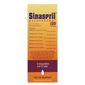 Sinaspril paracetamol 120 Mg Vloeibaar achterkant