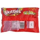 Skittles Suikerwerk Fruit Uitdeelzak achterkant