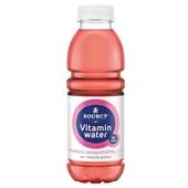 Sourcy Vitamin water framboos granaatappel smaak voorkant
