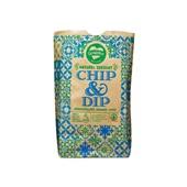 Spar ambachtelijke chips naturel zeezout voorkant