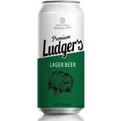 Spar Bier Ludger's Gold Pils voorkant