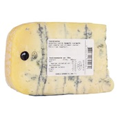 Spar blauwschimmel kaas achterkant