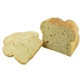 Spar boerenbrood maïs half voorkant