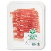 Spar broodbeleg ontbijtspek voorkant