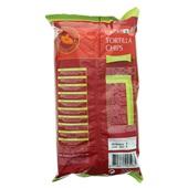 Spar Chips Tortilla achterkant