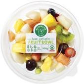 Spar fruitbowl voorkant