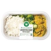 Spar groene curry voorkant