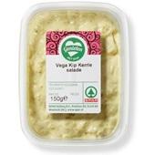 Spar kip-kerriesalade vegetarisch voorkant