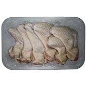 Spar kipvleugels naturel  8 stuks voorkant