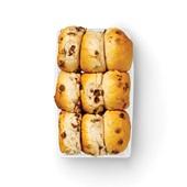 Spar mini chocoladebroodjes 9 stuks voorkant