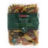 Spar pasta fusilli tiricolore voorkant