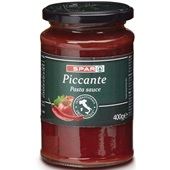 Spar pastasaus piccante voorkant