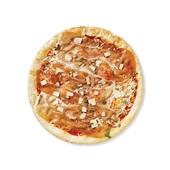 Spar pizza prosciutto achterkant