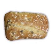 Spar rozijnenbroodje voorkant